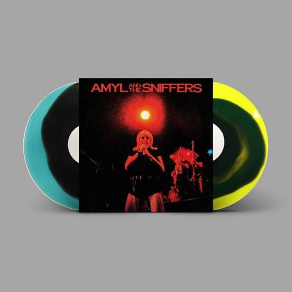 amyl land the sniffers vinyl