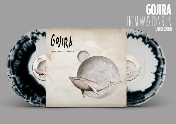 gojira from mars to sirius