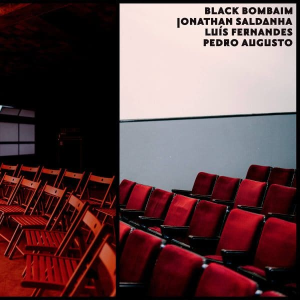 BLACK BOMBAIM With Jonathan Saldanha and Luis Fernandes