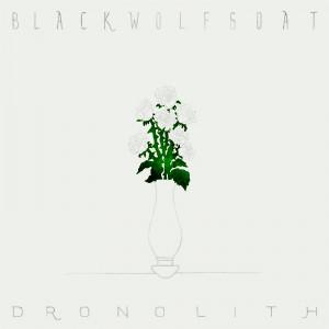 BLACK WOLF GOAT Dronolith (splatter)