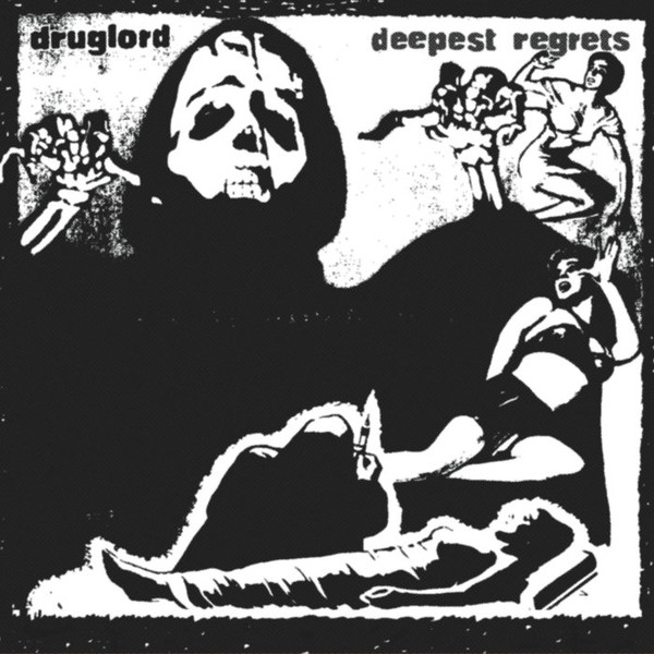DRUGLORD Deepest Regrets (special edition)