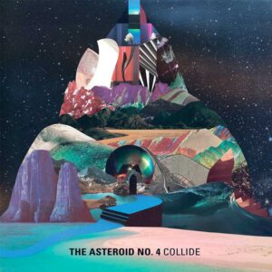 ASTEROID No. 4 Collide
