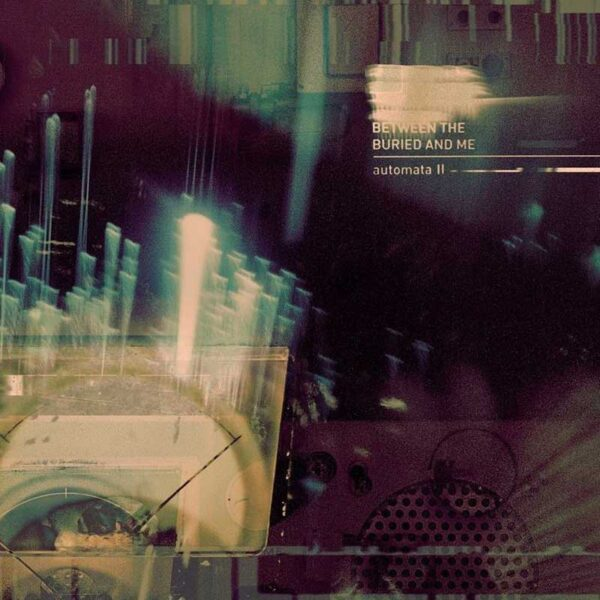 BETWEEN THE BURIED AND ME Automata II (colour LP)