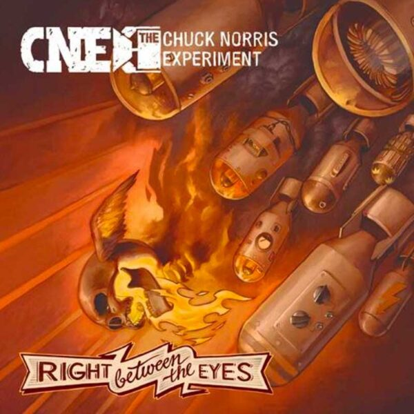 CHUCK NORRIS EXPERIMENT Right Between the Eyes (colour)