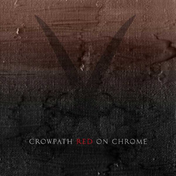 CROWPATH Red on Chrome