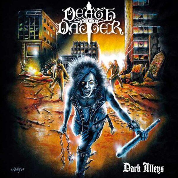 DEATH WITH A DAGGER Dark Alleys