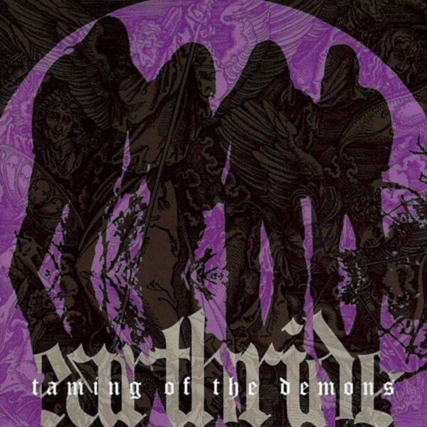 EARTHRIDE Taming of the Demons (pic-lp)