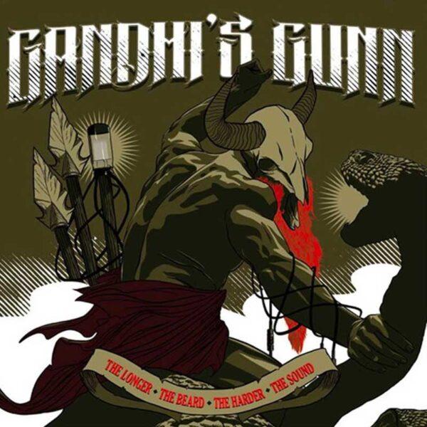 GANDHIS GUNN The Longer the Beard (colour)