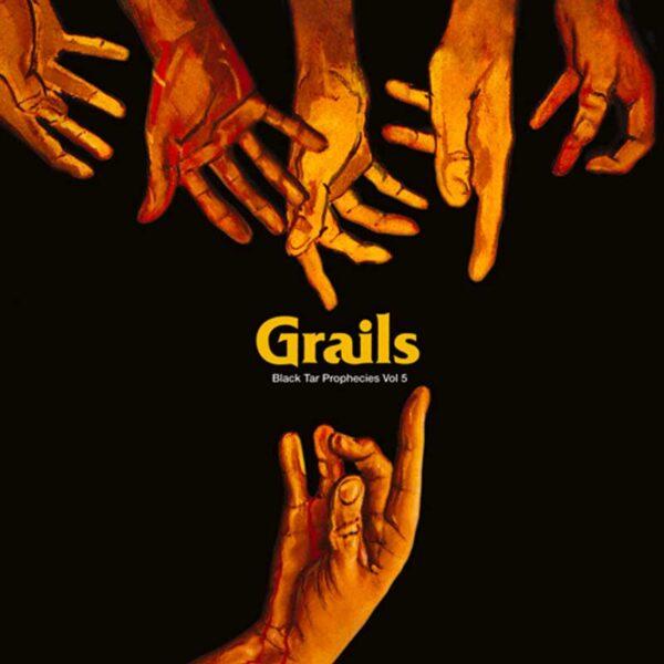 GRAILS/PHARAOH OVERLORD Black Tar Prophecies Vol 5