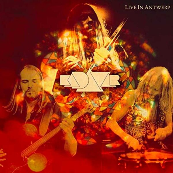 KADAVAR - Live in Antwerp (Colour)