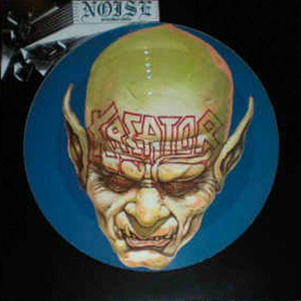 KREATOR Behind the Mirror (picture LP)