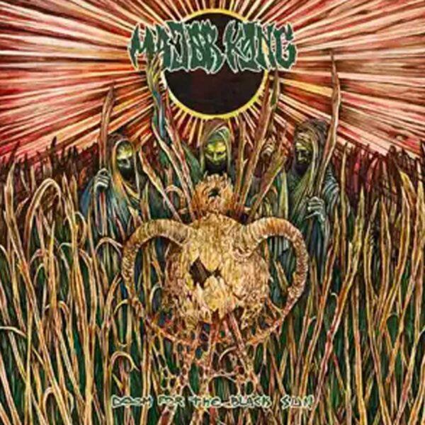 MAJOR KONG - Doom For The Black Sun (Colour)