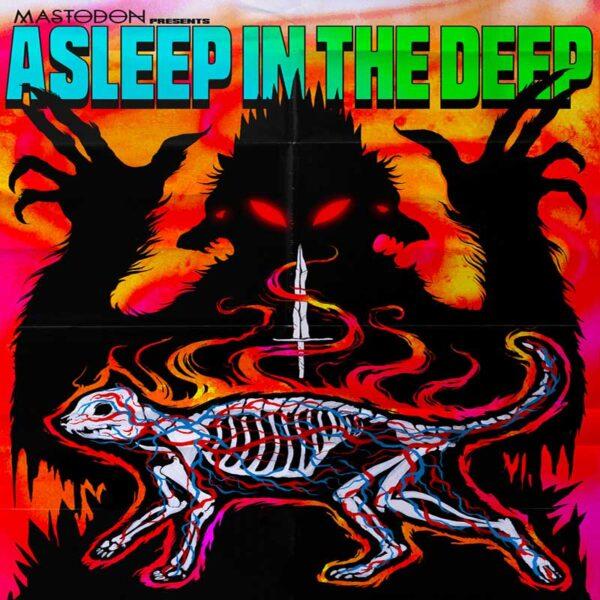 MASTODON Asleep In The Deep
