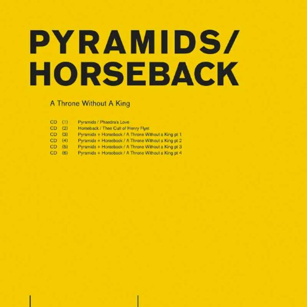 PYRAMIDS/HORSEBACK A Throne Without a King