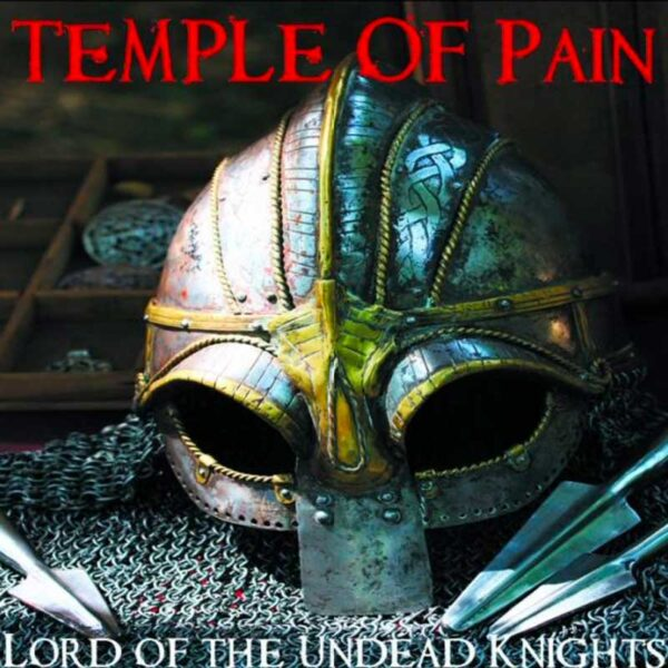 TEMPLE OF PAIN Lord of the Undead
