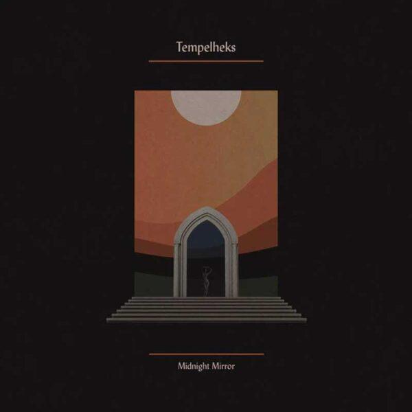 TEMPELHEKS Midnight Mirror (colour LP)